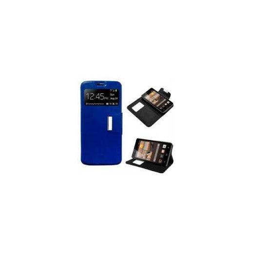 Funda Libro Huawei Ascend P9 Lite Azul - Foto 1