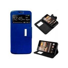 Funda Libro Huawei Ascend P9 Lite Azul