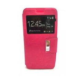 Funda Libro Huawei Ascend P9 Lite Rosa