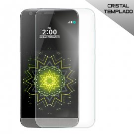 Protector Cristal Templado Lg G5