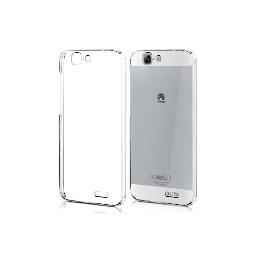 Funda Silicona Huawei P9 Transparente - Foto 1