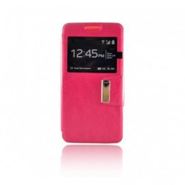 Funda Libro Iphone 6 4.7 Rosa