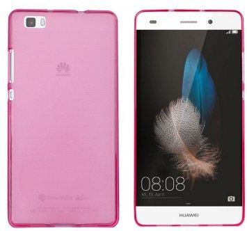 carcasa huawei p9 rosa