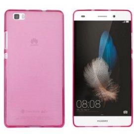 Funda Silicona Huawei P9 Lite Rosa