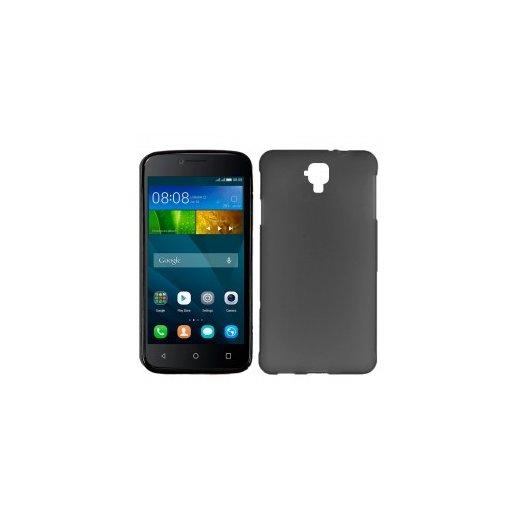 Funda Silicon Huawei Ascend Y5 Negra - Foto 1