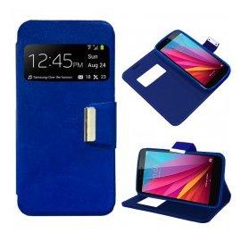 Funda Libro Huawei Honor 5x Azul
