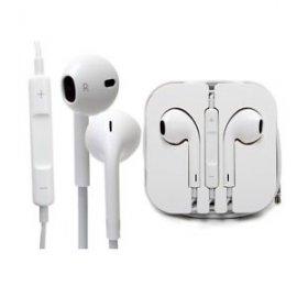 Auriculares Apl-aur Earpods Mnhf2zm a de Iphone