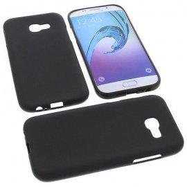 Funda Siilicona Samsung A5 2017 Negra