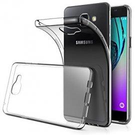 Funda Silicona Samsung Galaxy A3 2017 Transparente