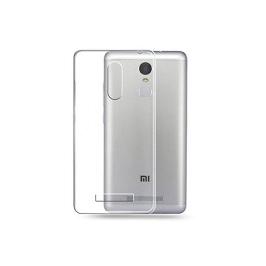 Funda Silicona Xiaomi Redmi 3/ 3s/ 3pro Transparente - Foto 1