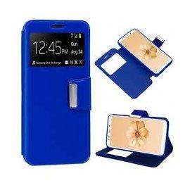Funda Libro Xiaomi Redmi 6 6a Azul