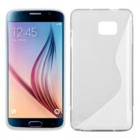 Funda Silicona Samsung Galaxy J5 Transparente