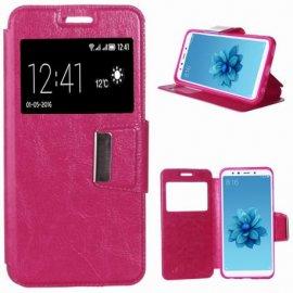 Funda Libro Xiaomi Redmi Mi A2 Mi 6x Rosa