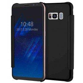 Funda Libro Samsung Galaxy S8 Negra