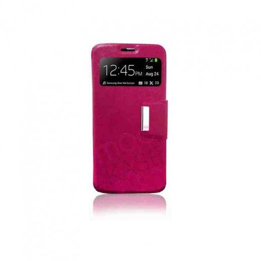 Funda Libro Samsung Galaxy S8 Rosa - Foto 1