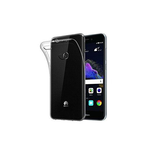 Funda Silicona Huawei P8 Lite 2017 Transparente - Foto 1