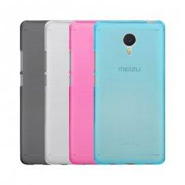 Funda Silicona Meizu Pro 6 Azul