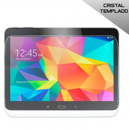 Protector Pantalla Cristal Templado Samsung Galaxy Tab 4 T530 10,1 Pulg - Foto 1