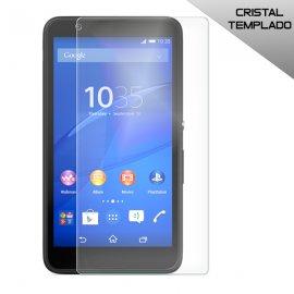 Protector Pantalla Cristal Templado Sony Xperia E4