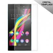 Protector Cristal Templado Xiaomi Mi9 Negro