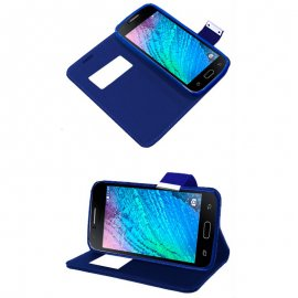 Funda Libro Samsung Galaxy S7 Edge Azul