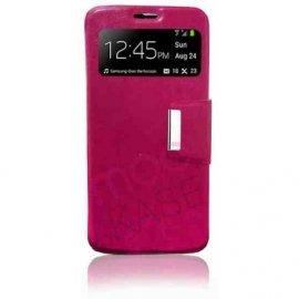 Funda Libro Huawei P8 Lite 2017 Rosa
