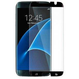 Protector de Cristal Templado Curvo Samsung Galaxy S7 Edge Blanco