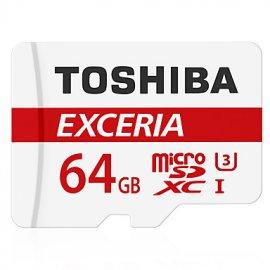 Tarjeta Micro Sd Toshiba 64gb Clase 10