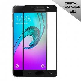 Protector Cristal Templado Xiaomi Mi5s 3d Negro