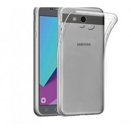Funda Silicona Samsung Galaxy J5 2017 Transparente