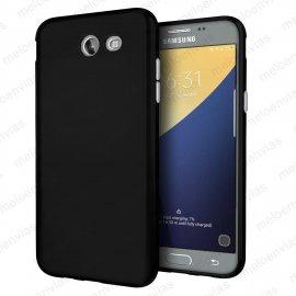 Funda Silicona Samsung Galaxy J5 2017 Negra