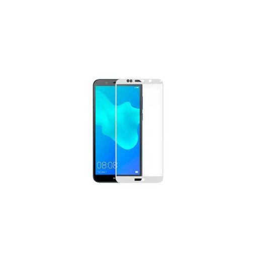 Protector Cristal Templado Huawei Y5 2018 Honor 7s Blanco - Foto 1