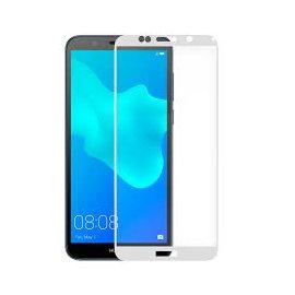 Protector Cristal Templado Huawei Y5 2018 Honor 7s Blanco