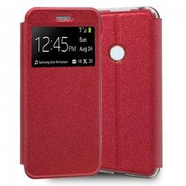 Funda Libro Xiaomi Note 8t Roja