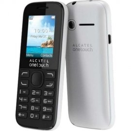 Alcatel Onetouch 1050d Blanco/negro