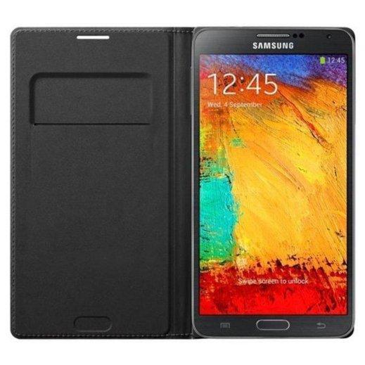 Funda Libro para Samsung Note 3 Negra - Foto 1