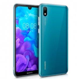 Funda Silicona Huawei Y5 2019 Transparente