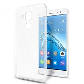 Funda Silicona Huawei G9 Nova Plus Transparente