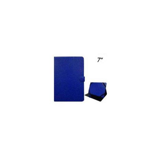 Funda Samsung Galaxy Tab A7 (2016) T280 T285 Polipiel Azul 7 Pulgadas - Foto 1