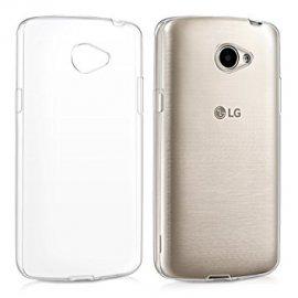 Funda Silicona Lg K5 Transparente