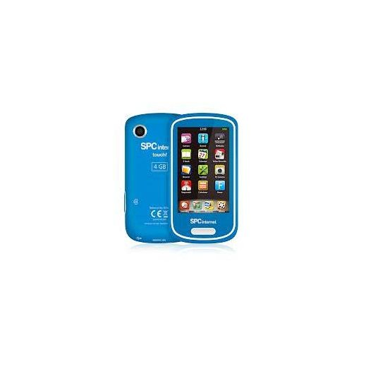 Reproductor Mp5 Touch + Radio Fm + Camara 4gb Azul 5074a - Foto 1