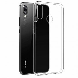 Funda Silicona Huawei P Smart Plus Transparente
