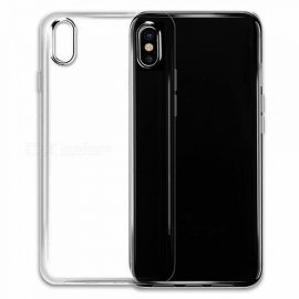 Funda Silicona Iphone Xr Transparente
