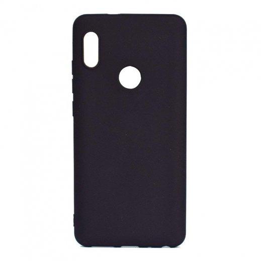 Funda Silicona Xiaomi Note 6 Pro Negra - Foto 1