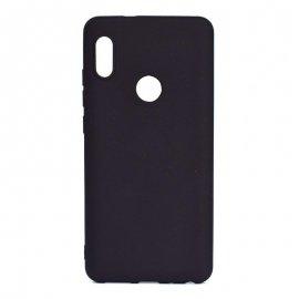Funda Silicona Xiaomi Note 6 Pro Negra