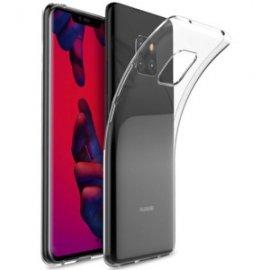 Funda Silicona Huawei Mate 20 Pro Transparente