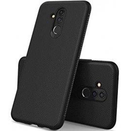 Funda Silicona Huawei Mate 20 Lite Negra