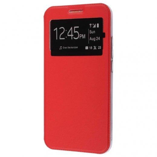 Funda Libro Huawei Mate 20 Lite Roja - Foto 1