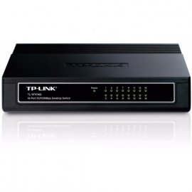 Switch Tp-link Tl-sg1016 16 Puertos 10/100/1000