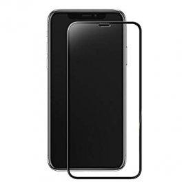 Protector Cristal Templado Iphone Xr 3d Negro